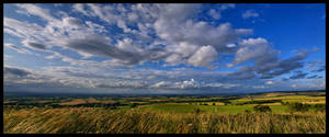 Clouds of the white horse