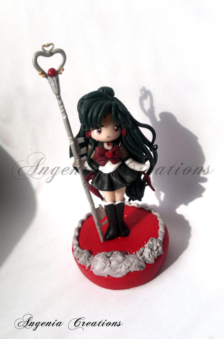 Sailor Pluto by AngeniaC