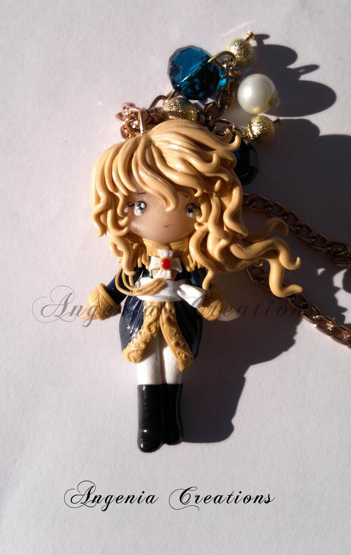 Lady Oscar by AngeniaC
