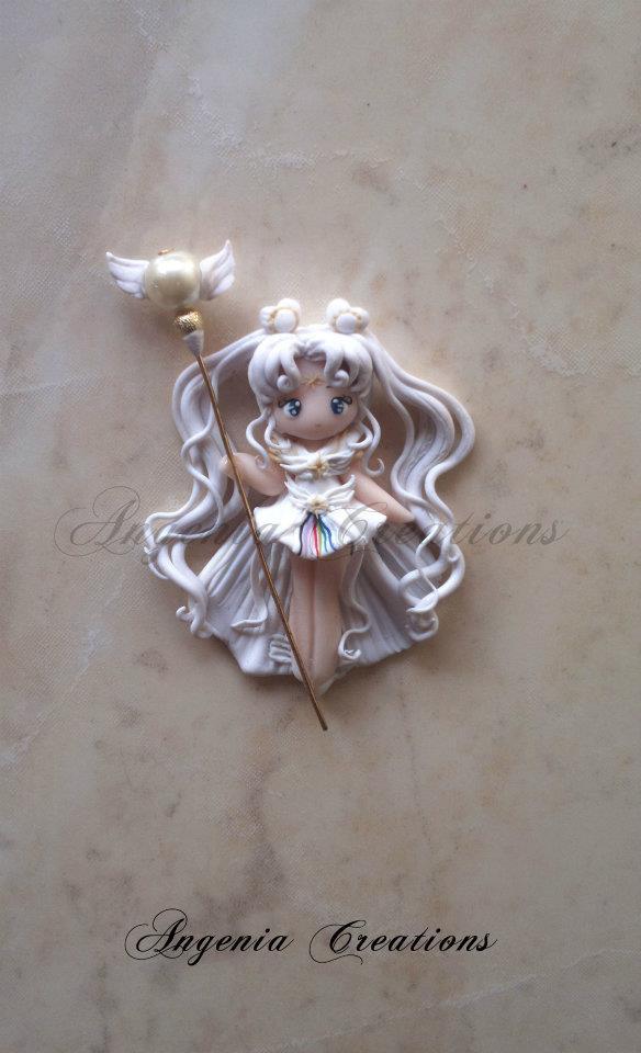 Sailor Cosmos by AngeniaC