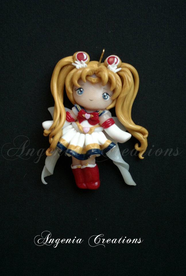 Super Sailor moon by AngeniaC
