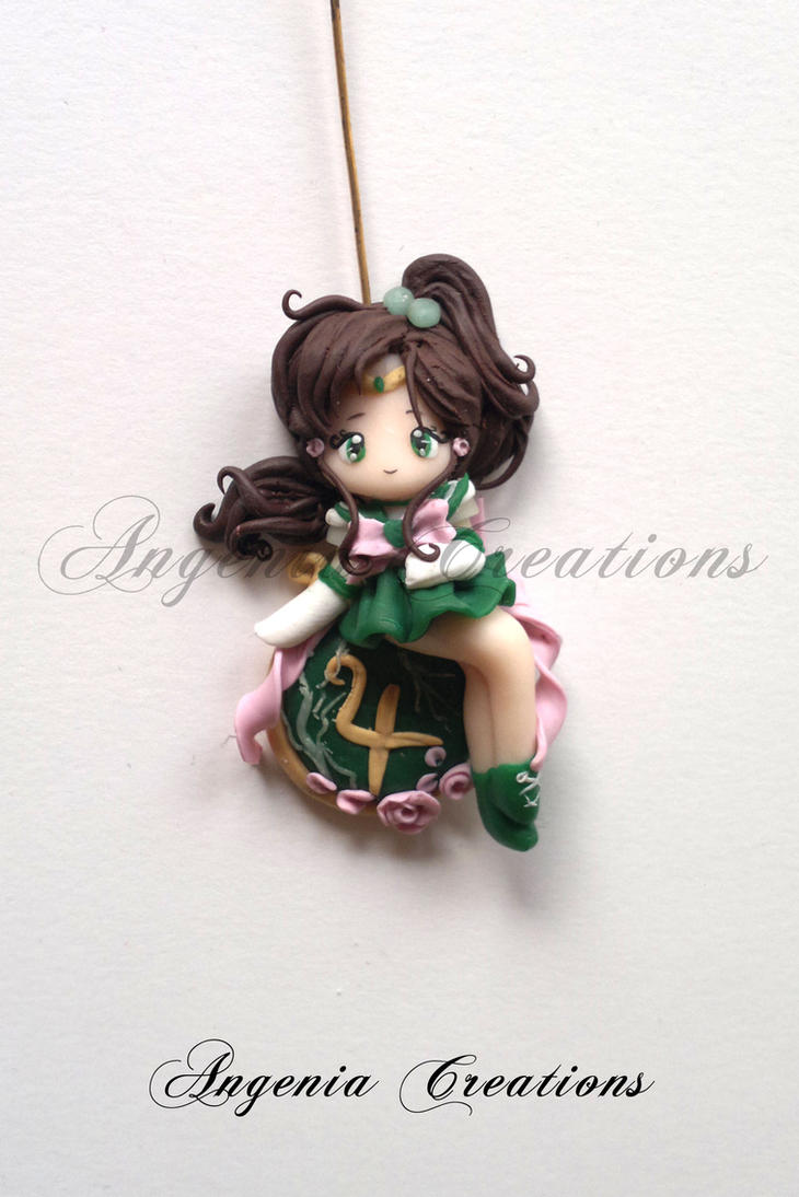 Sailor Jupiter by AngeniaC
