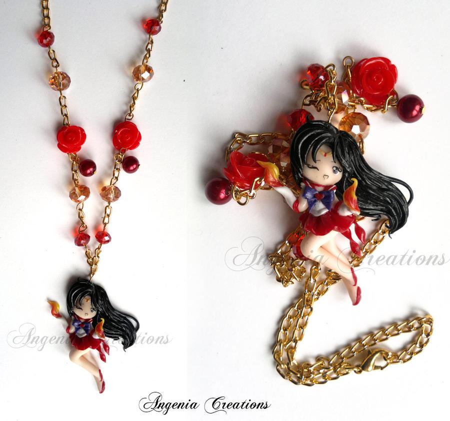 Sailor Mars by AngeniaC