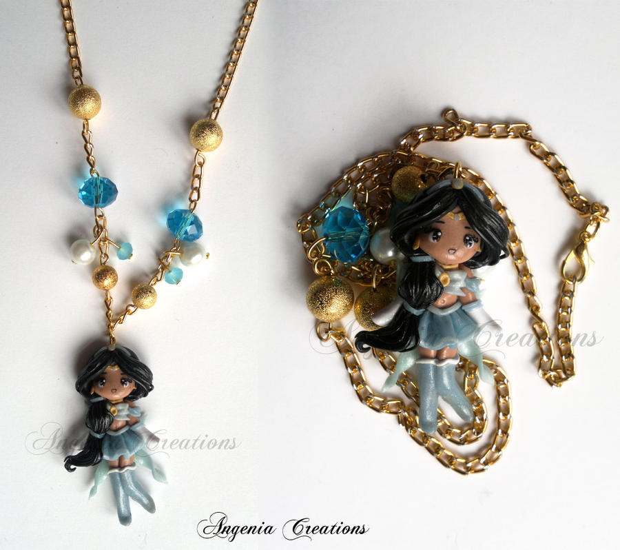 Sailor Jasmine by AngeniaC
