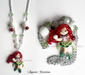 Sailor Ariel by AngeniaC