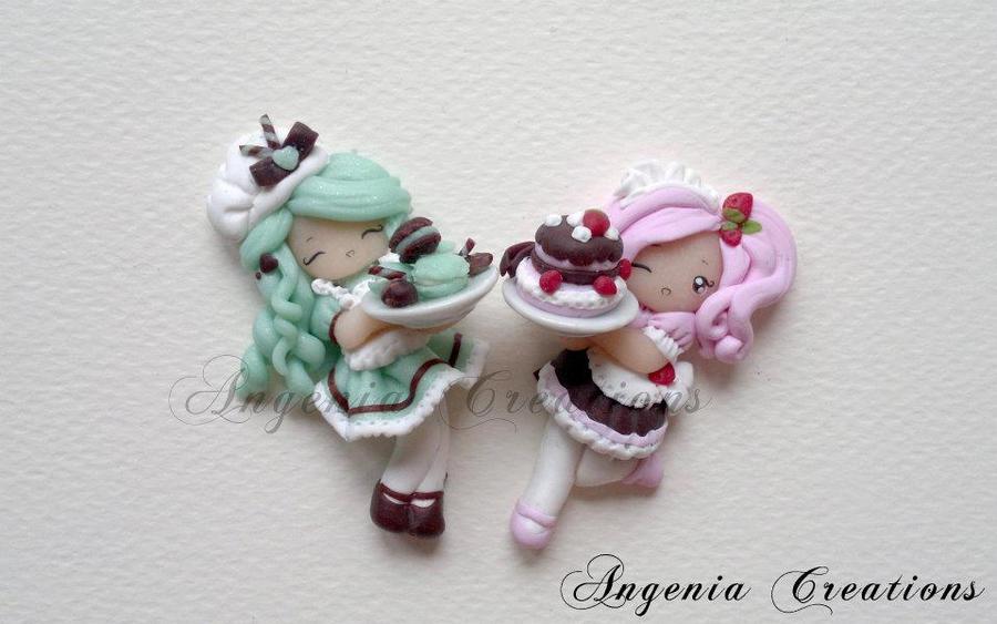 sweet dolls by AngeniaC