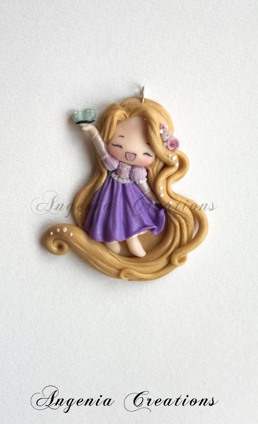 Rapunzel by AngeniaC