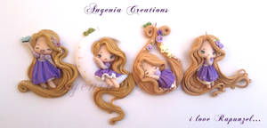 Rapunzel by Angenia XD