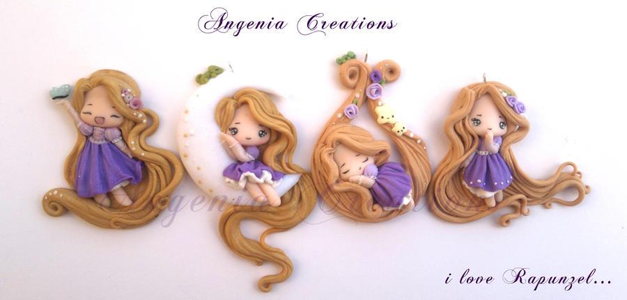 Rapunzel by Angenia XD by AngeniaC