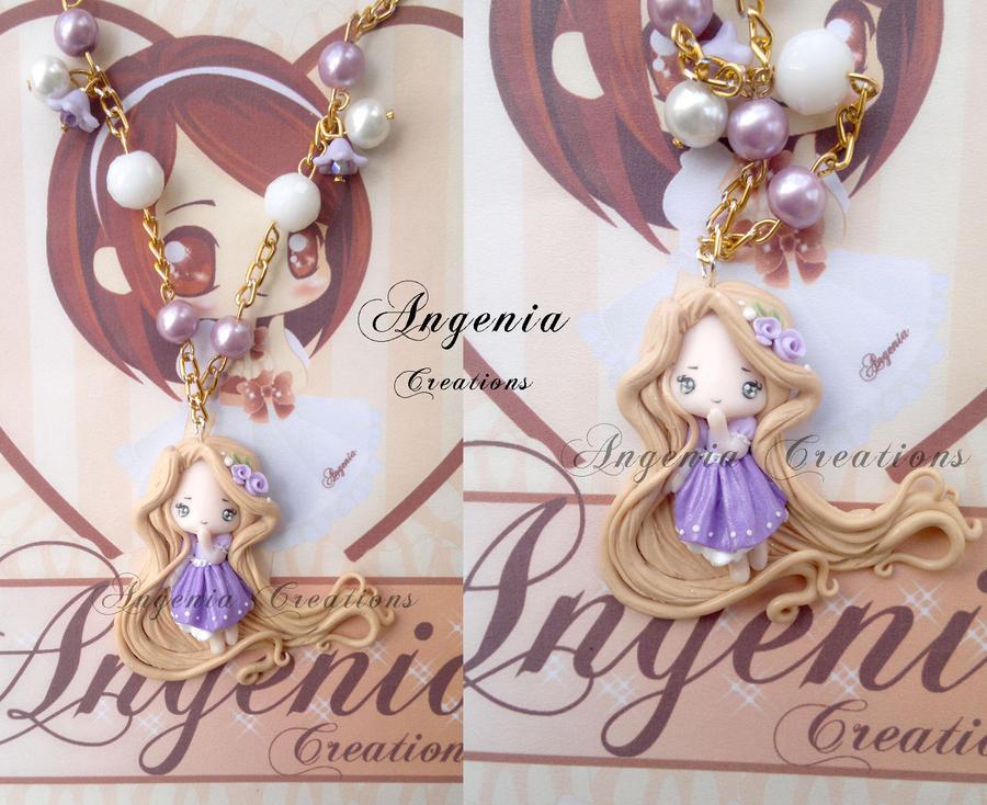 rapunzel by AngeniaC