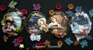 season collection by AngeniaC