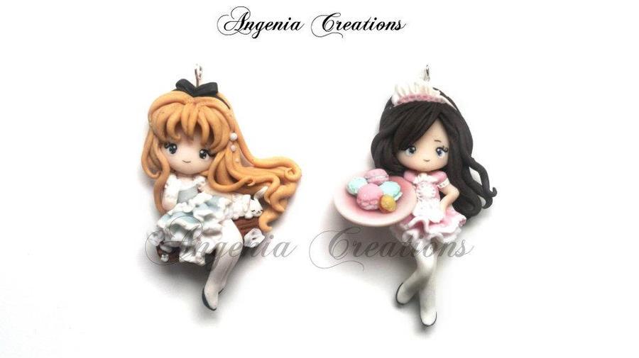 doll Daniela and Claudia :) by AngeniaC