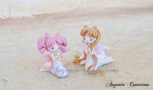 serenity and chibiusa