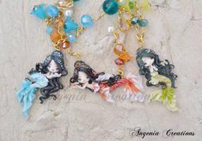 maiko mermaids by AngeniaC