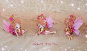 fairy figure by AngeniaC