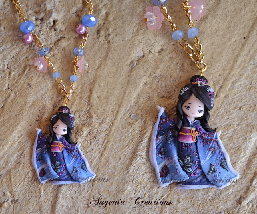 Maiko butterfly by AngeniaC