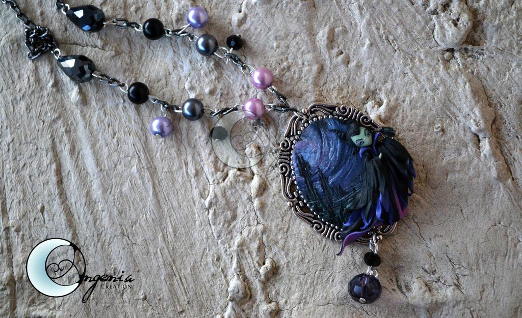 cameo Maleficent by AngeniaC