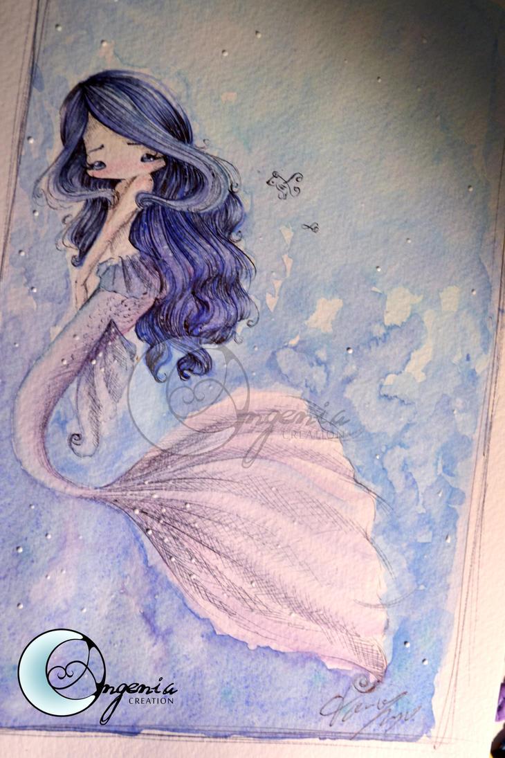 Mermaid Harmony by AngeniaC