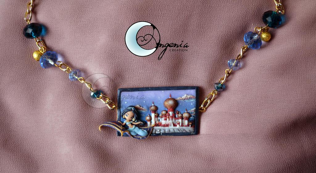 fragment Princess Jasmine by AngeniaC