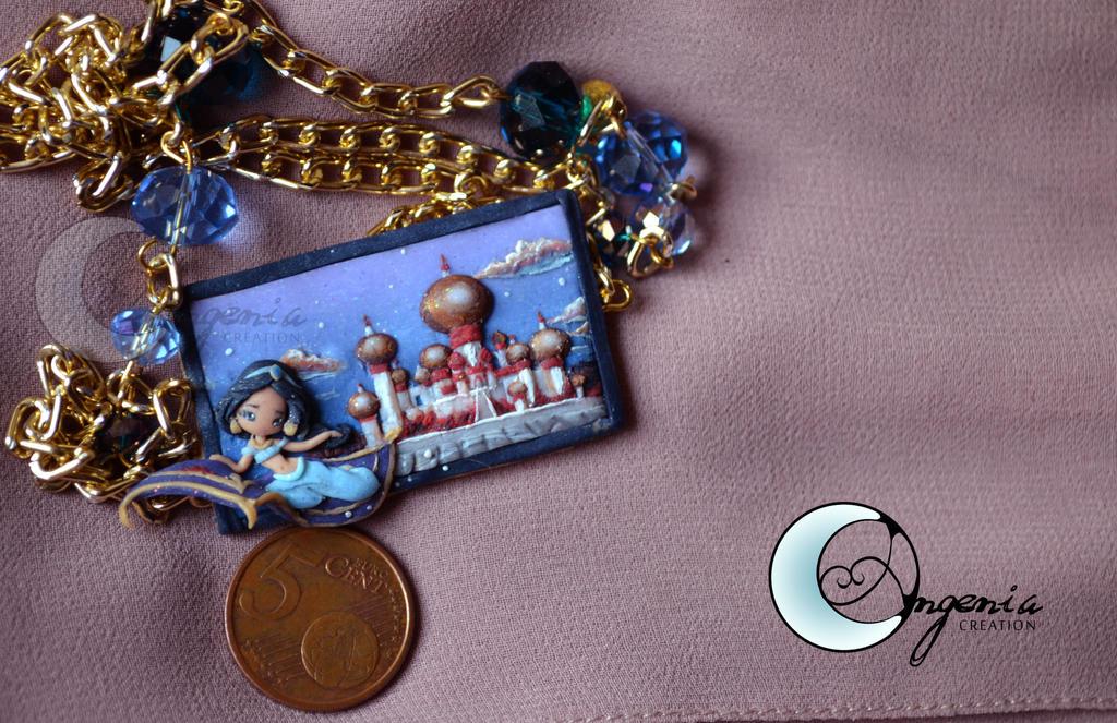 particular fragment Princess Jasmine by AngeniaC