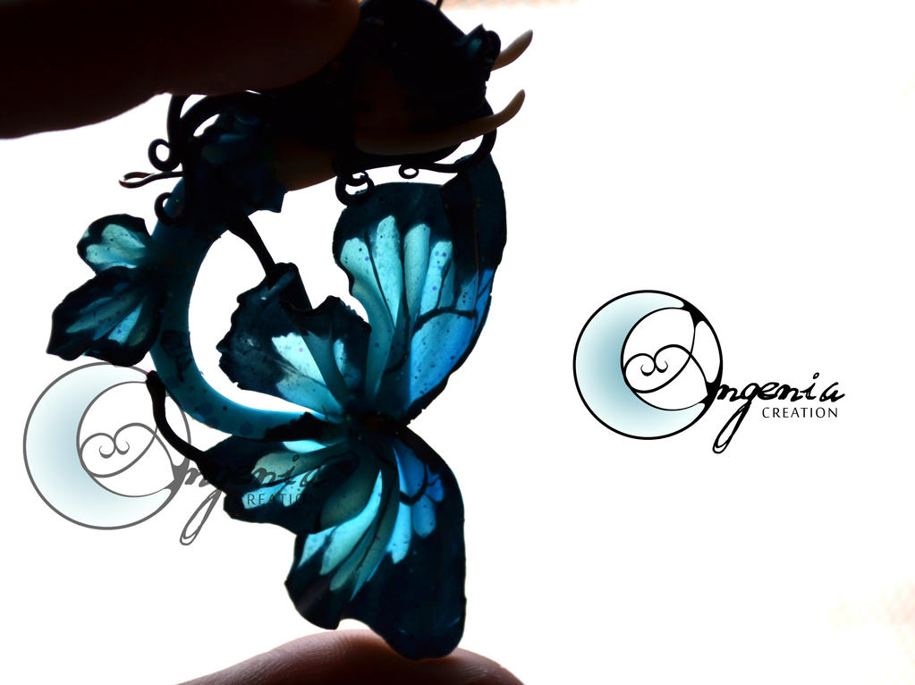 particular my butterfly mermaid by AngeniaC
