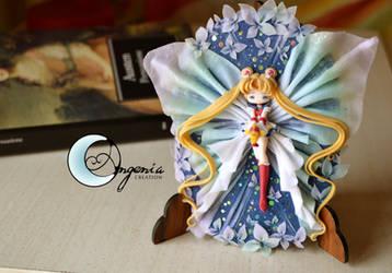Sailor moon by AngeniaC