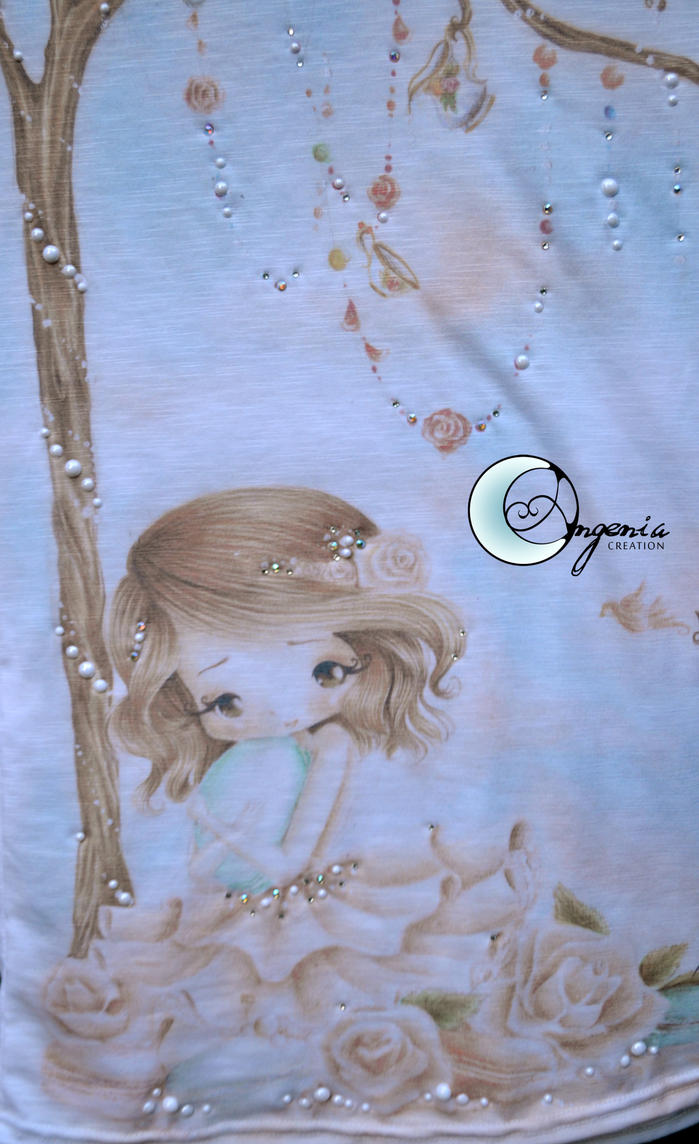 Angenia t-shirts by AngeniaC