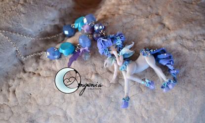 creamy unicorn by AngeniaC
