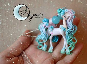 Unicorn juliette by AngeniaC