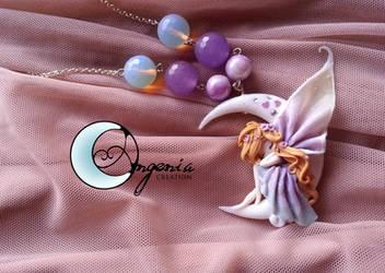 sleeping Beauty fairy by AngeniaC