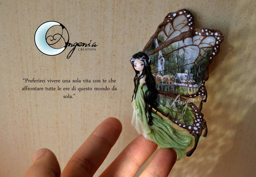 fairy necklace i have a dream rivendell