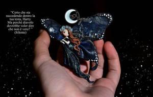 fairy i have a dream hogwarts by AngeniaC