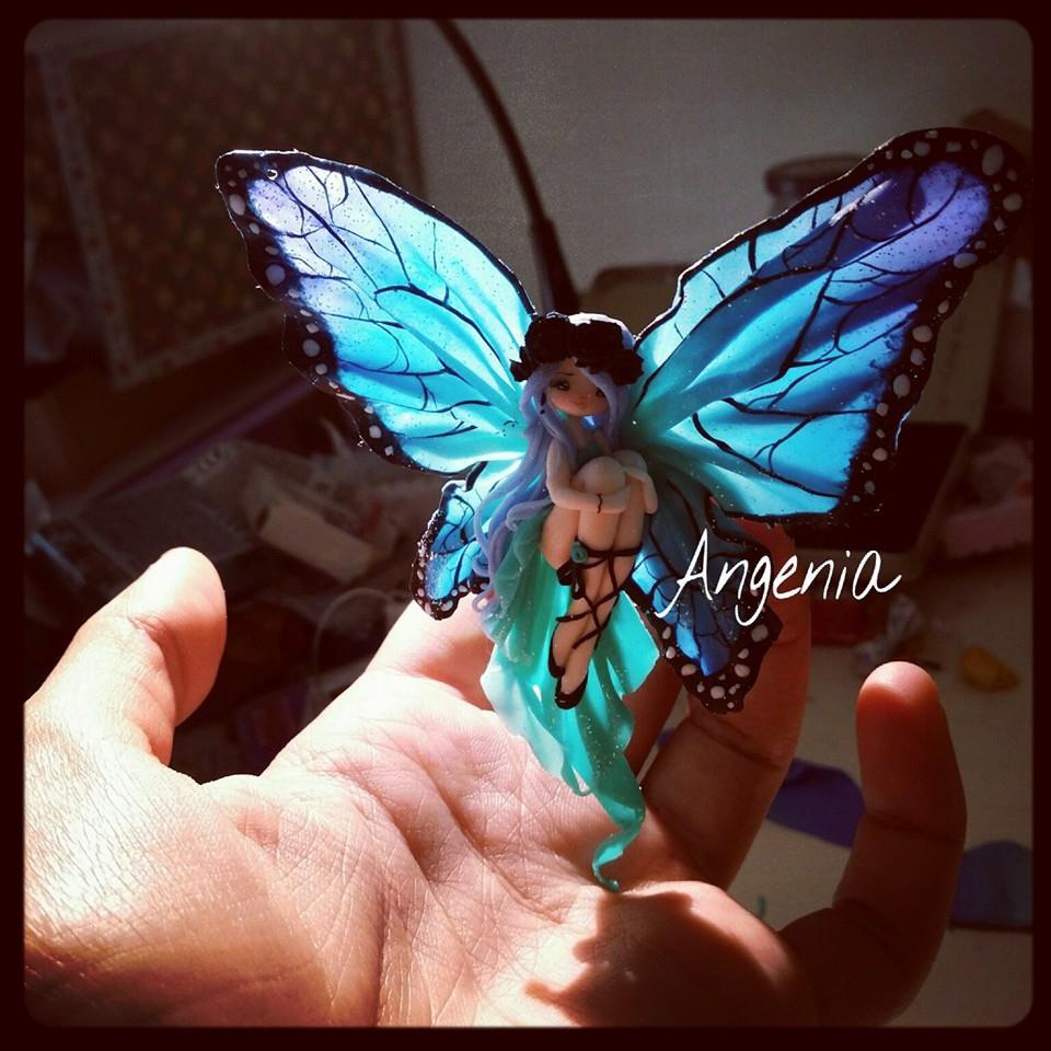 fairy Izzy by AngeniaC