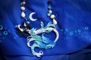 my new mermaid  Marina by AngeniaC