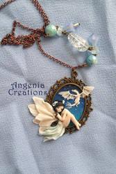 fairy dragon by AngeniaC