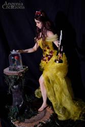 Ooak Belle  fan art by Angenia Creations