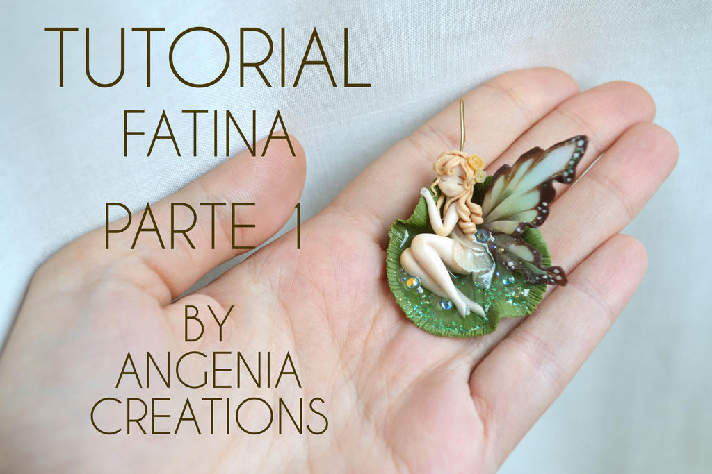 new tutorial ! fairy by angenia creations