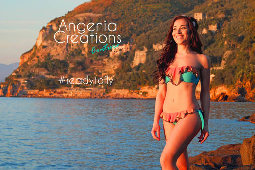 butterfly Bikini by Angenia Creations