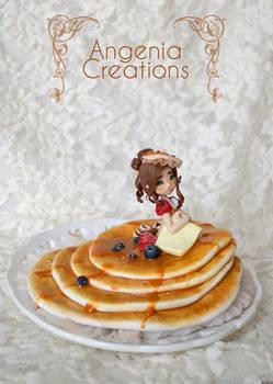 OOak Lady pancake