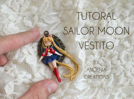 new tutorial ! sailor moon dress and hair by AngeniaC