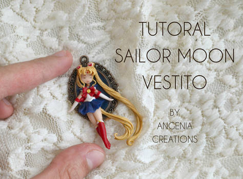 new tutorial ! sailor moon dress and hair