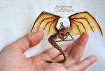 Harry potter hungarian horntail