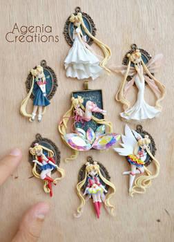 Sailor moon evolutions