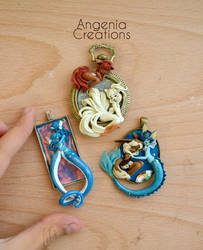 Pokemon evolutions with love
