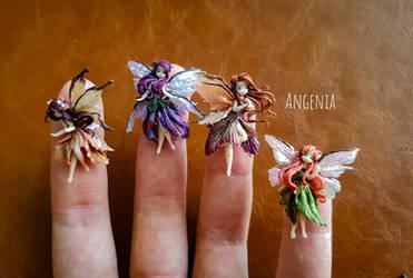 Tiny fairies