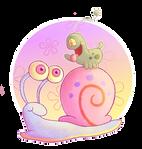pet frens (mild SpongeBob spoilers)