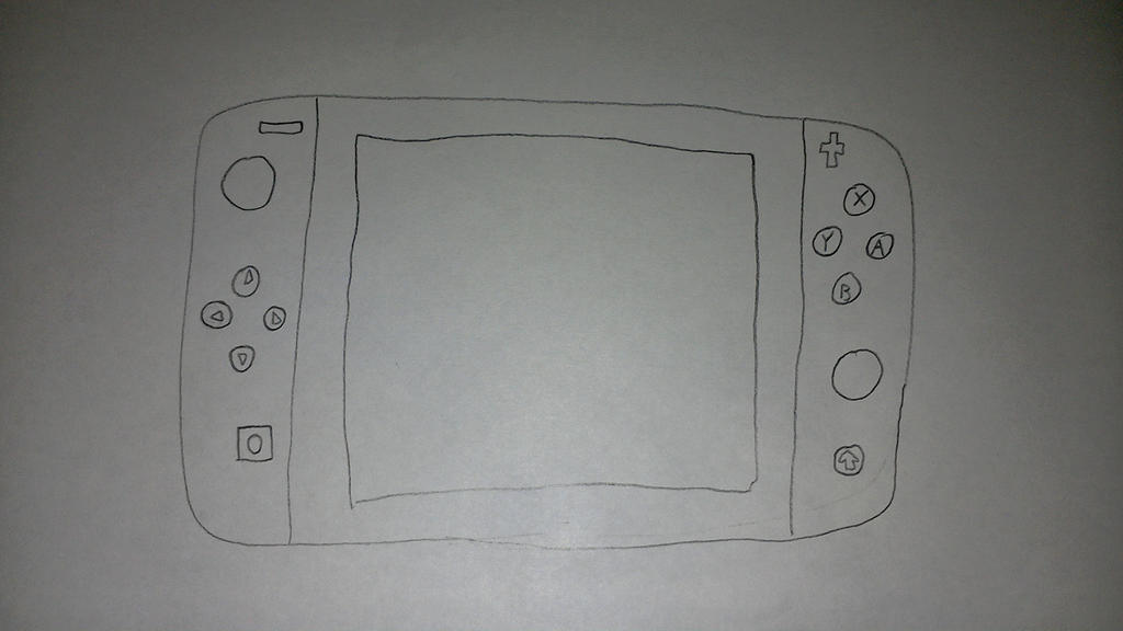 Nintendo Switch Console by SuperSmash6453