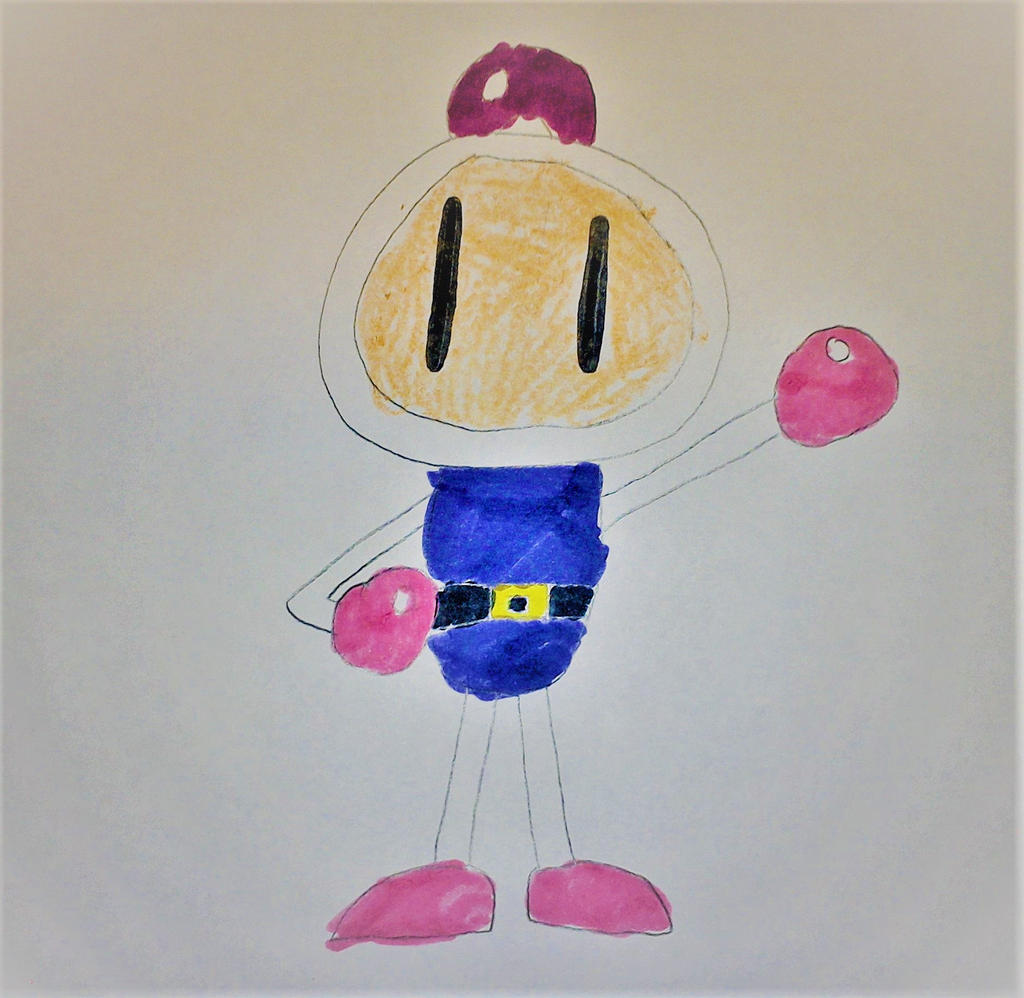 Bomberman by SuperSmash6453