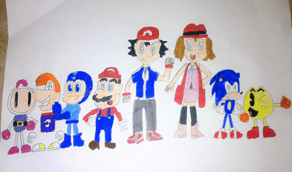 Group Picture by SuperSmash6453