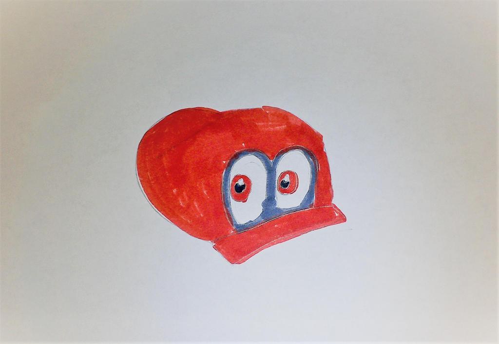 Super Mario Odyessy Cap by SuperSmash6453